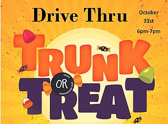Trunk or Treat promo image